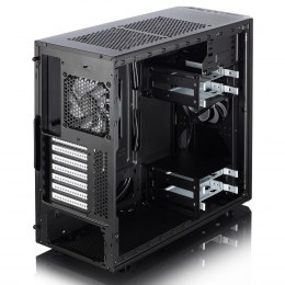 Fractal Design CORE 2500 Black, Midle-Tower, Power supply included No