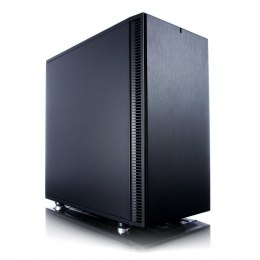 Fractal Design Define Mini C Black, Tower, Power supply included No