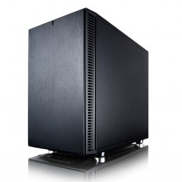 Fractal Design Define Nano S - Window Side window, Black, ITX-Tower, Power supply included No