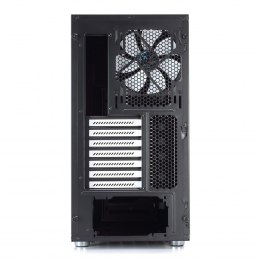 Fractal Design Define R5 Black, Mini-Tower, Power supply included No
