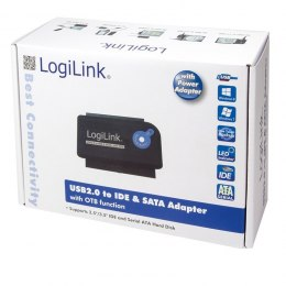 "Logilink Adapter USB 2.0 to IDE and SATA (2.5"" and 3.5"")"
