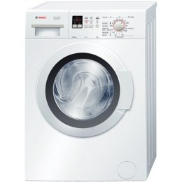 Bosch Pralka WLG24160BY Front loading, Washing capacity 5 kg, 1200 RPM, A+++, Depth 40 cm, Width 60 cm, Biały