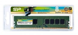 Silicon Power 8 GB, DDR4, 288-pin U-DIMM, 2133 MHz, ECC No, Registered No, Memory voltage 1.2 V
