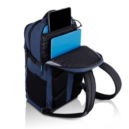 "Plecak do Laptopa Dell Energy 460-BCGR Fits up to size 15.6 "", Black/Blue, Shoulder strap, Polyester, Backpack"