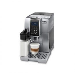 Delonghi Coffee maker ECAM 350.75 SB Pump pressure 15 bar, Built-in milk frother, Coffee maker type Full automatic, 1450 W, Silv