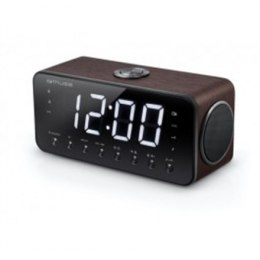 Muse Clock radio M-192DW Black, Display : 1.8 inch LED with dimmer