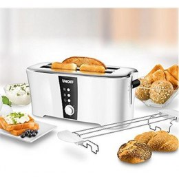 Unold Toaster 38020 Biały, Stainless steel, 1350 W, Number of slots 2