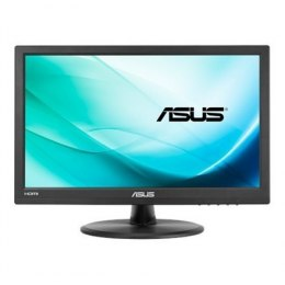 "Asus Touch VT168H 15.6 "", TN, 1366 x 768 pixels, 16:9, 10 ms, 200 cd/m², Black, HDMI, D-Sub, microUSB"