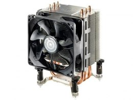 Cooler Master Hyper TX3 Evo Intel edition Universal cooler, 3 x Ø6mm heat-pipes, Intel 115x/775 Cooler