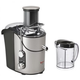 Juicer TEFAL ZN655H66 Type Centrifugal juicer, Silver, 1200 W, Extra large fruit input, Number of speeds 2