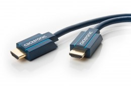 Clicktronic 70305 High Speed HDMI™ cable with Ethernet, 5 m Clicktronic
