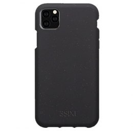 3SIXT Red BioFleck Case (3S-1623) Back protection, Apple, iPhone 11 Pro Max, Plant materials, Anthracite
