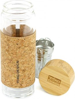 Yoko Design Tea cup Cork, Capacity 0.35 L, Diameter 8 cm,