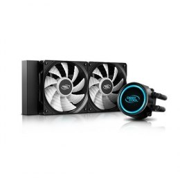 Deepcool Liquid cpu cooler GAMMAXX L240T BLUE
