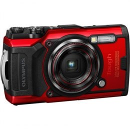 Olympus Digital Camera Tough TG-6 12 MP, Red