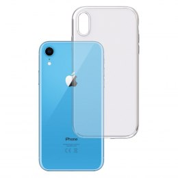 3MK Clear Case Back cover, Apple, iPhone XR, TPU, Transparent