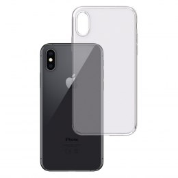 3MK Clear Case Back cover, Apple, iPhone XS, TPU, Transparent