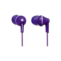 Panasonic RP-HJE125E In-ear, Violet