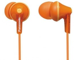 Panasonic RP-HJE125E-D In-ear, Orange