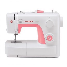 Sewing machine Singer SIMPLE 3210 Biały, Number of stitches 10, Number of buttonholes 1,
