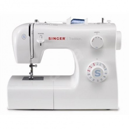 Sewing machine Singer SMC 2259 Biały, Number of stitches 19, Number of buttonholes 1,