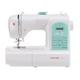 Sewing machine Singer STARLET 6660 Biały, Number of stitches 60, Number of buttonholes 4, Automatic threading