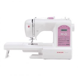Sewing machine Singer STARLET 6699 Biały, Number of stitches 100, Number of buttonholes 7, Automatic threading