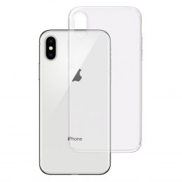 3MK Clear Case Back cover, Apple, iPhone X, TPU, Transparent