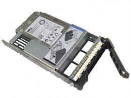 "Dell Server HDD 2.5"" 600GB 10000 RPM, 600 GB, Hot-swap, Hard drive, in 3.5"" HYBRID carrier, 512n, SAS, 12 Gbit/s, (PowerEdge 14G"