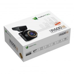Navitel R600 QUAD HD Audio recorder, Mini USB, Movement detection technology, Built-in display