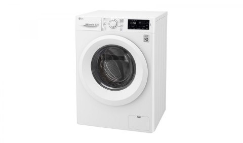 LG Washing machine F2J5QN3W Front loading, Washing capacity 7 kg, 1200 RPM, Direct drive, A+++, Depth 56 cm, Width 60 cm, White,