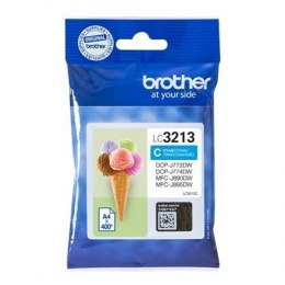 Brother 	LC3213C Ink Cartridge, Cyan