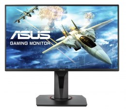 "Asus Gaming LCD VG258QR 24.5 "", TN, FHD, 1920 x 1080 pixels, 16:9, 1 ms, 400 cd/m², Black, 165Hz, FreeSync/Adaptive Sync"