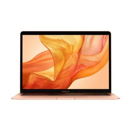 "Apple MacBook Air Gold, 13.3 "", IPS, 2560 x 1600, Intel Core i3, 8 GB, LPDDR4X, SSD 256 GB, Intel Iris Plus, Without ODD, macOS,"
