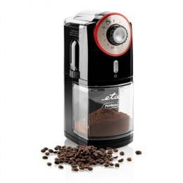 ETA Grinder Perfetto ETA006890000 100 W, Coffee beans capacity 200 g, Number of cups Up to 14 pc(s), Lid safety switch, Black