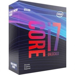 Intel i7-9700KF, 3.6 GHz, LGA1151, Processor threads 8, Processor cores 8, Component for PC