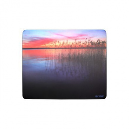 Acme Sun/lake Mysz Pad, Violet, 230 x 195 x 3 mm