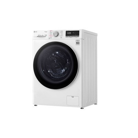 LG Washing machine F2WN4S6N0 Front loading, Washing capacity 6.5 kg, 1200 RPM, Direct drive, A+++ -20%, Depth 45 cm, Width 60 cm