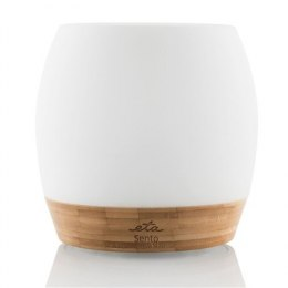 ETA Aroma diffusor Sento ETA263490000 12 W, Ultrasonic, Suitable for rooms up to 20 m², White/Wood, 800 g