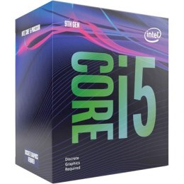 Intel i5-9500F, 4.40 GHz, 1151, Processor threads 6, Packing Retail, Processor cores 6, Component for PC