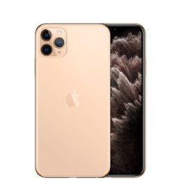 "Apple iPhone 11 Pro Gold, 5.8 "", XDR OLED, 1125 x 2436 pixels, Hexa-core, Internal RAM 4 GB, 64 GB, Single SIM, Nano-SIM and eSI"