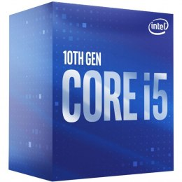 Intel i5-10600, 3.3 GHz, LGA1200, Processor threads 12, Packing Retail, Processor cores 6, Component for Desktop