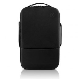 "Plecak/Torba do Laptopa Dell Pro Hybrid 460-BDBJ Fits up to size 15 "", Black, Shoulder strap, Briefcase - Backpack"