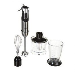 Adler Blender AD 4607 Stainless steel/Black, 700/800 W, Plastic, 0,8 L, Mini chopper