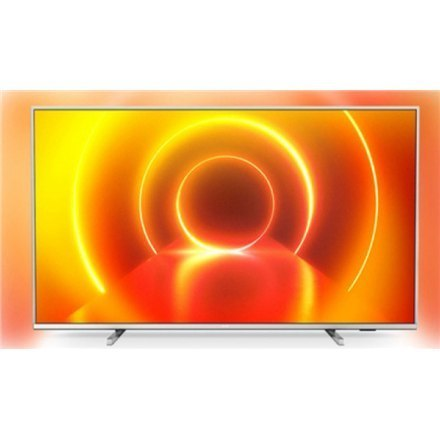 "Philips 55PUS7855/12 55"" (139 cm), Smart TV, Saphi, 4K UHD, 3840 x 2160 pixels, Wi-Fi, DVB-T/T2/T2-HD/C/S/S2, Light-silver"