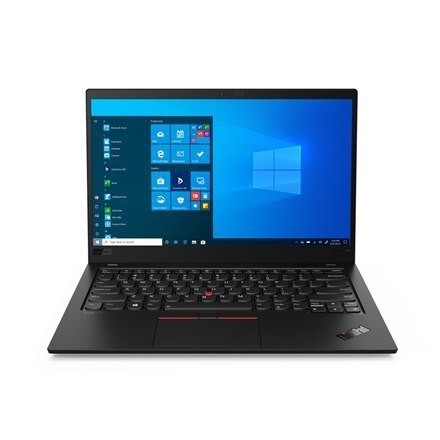 "Lenovo ThinkPad X1 Carbon (8th Gen) Black, 14.0 "", IPS, Full HD, 1920 x 1080, Matt, Intel Core i5, i5-10210U, 16 GB, SSD 256 GB,"