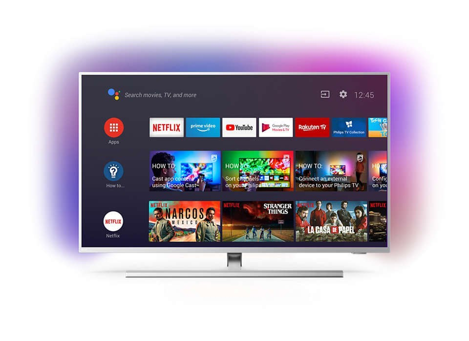 "Philips 43PUS8505/12 43"" (108 cm) 4K UHD LED Android TV"