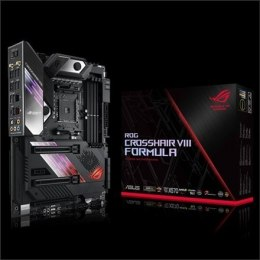 Asus ROG Crosshair VIII Formula Processor family AMD, Processor socket AM4, DDR4, Memory slots 4, Chipset AMD X, ATX
