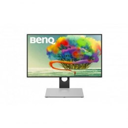 "Benq Designer Monitor PD2710QC 27 "", 2560 x 1440 pixels, LED, IPS, 5 ms, 350 cd/m², Black, Power, USB, DP"
