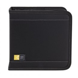 Case Logic CD Wallet Nylon, 32 discs, Black